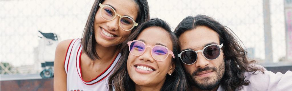 Non-prescription Blue light glasses